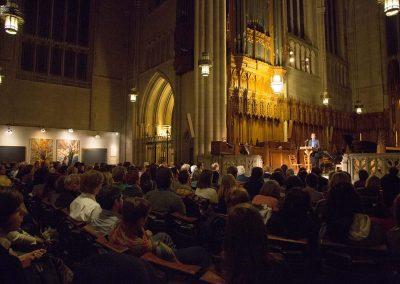 performance in Duke Chapel