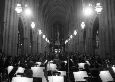 06- Sounding the Passion in Duke Chapel, 2014
