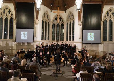 concert in Goodson Chapel