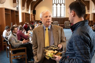 Willimon talks to Daniel Corpening