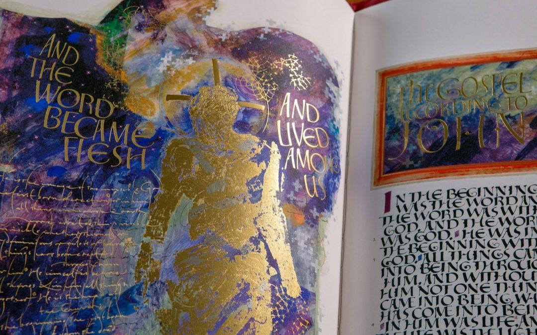 The Saint John's Bible Illuminates the North Carolina Correctional Institution for Women