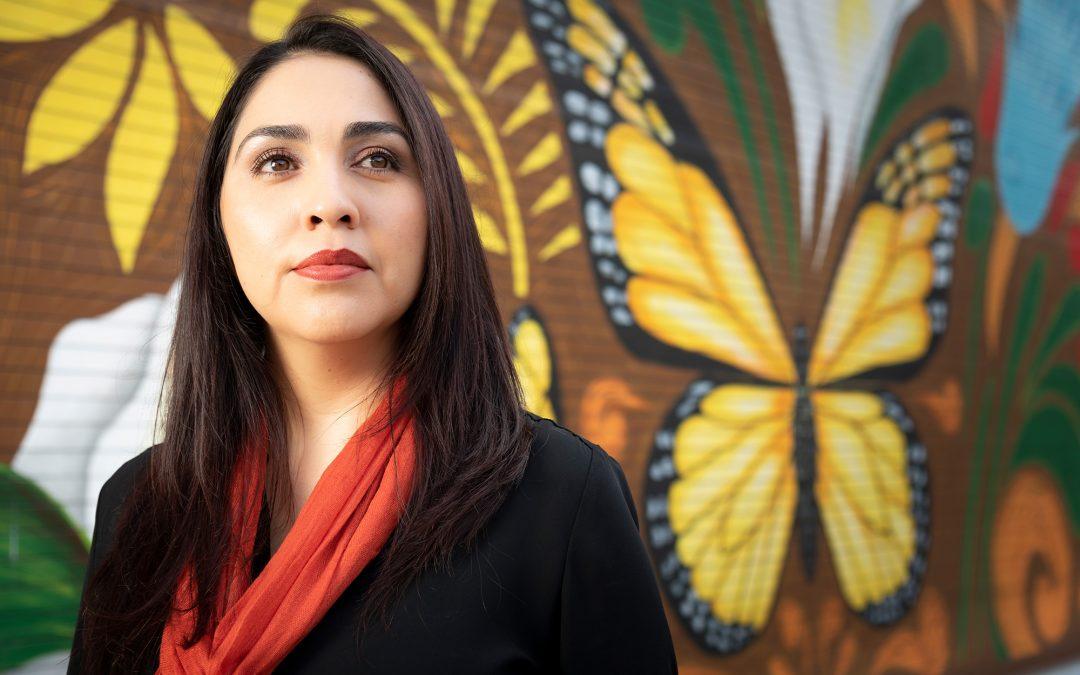 Alma Tinoco Ruiz's Journey from Mathematics to Ministry Leadership